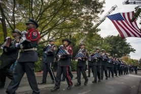 Sacramento Bee: 'Your loved ones changed lives,' families are told at ceremony for fallen firefighters
