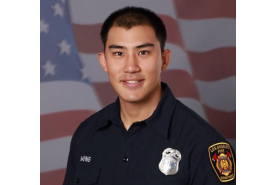 LODD: LA City Firefighter Kelly Wong