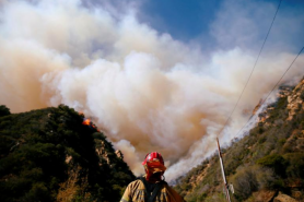 National Geographic: Why California's wildfires are so hard to fight