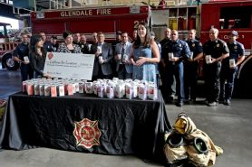 Coffee Bean & Tea Leaf raises more than $60,000 for charity with its Heroes at Heart