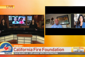 Big Day of Giving: California Fire Foundation on Good Day Sacramento