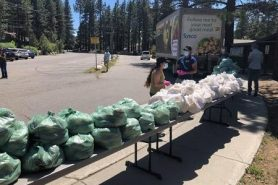 California Fire Foundation supports South Lake Tahoe Family Resource Center